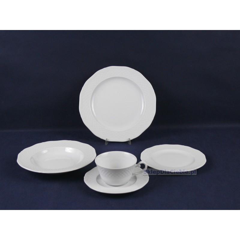 Serwis obiadowo kawowy 6 osób Victoria 3830