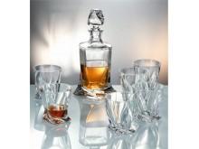 Quadro komplet szklane z karafką