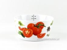 Salaterka Emily s-03526 Pomidorowa