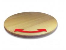 Deska obrotowa do pizzy 35cm