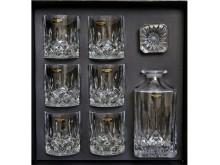 Classico komplet szklanek z karafką 6+1