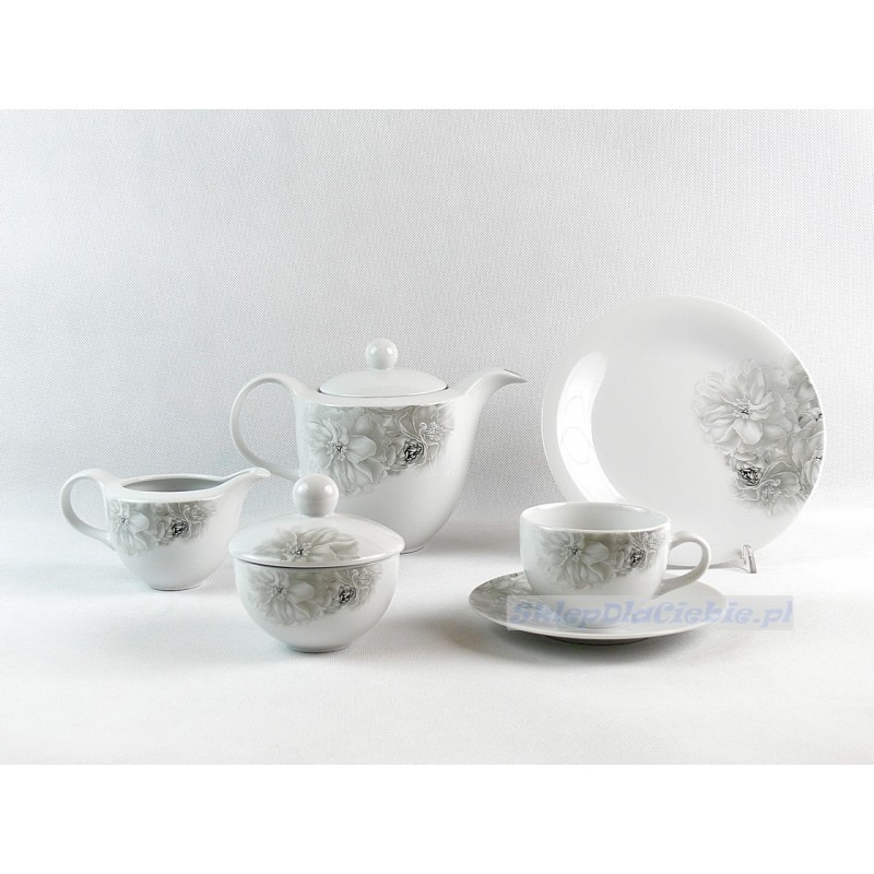 Serwis do kawy 6 osób Soft ETC 2205/16