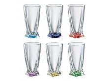 Quadro komplet szklanek...