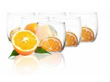 Komplet szklanek drink 6...