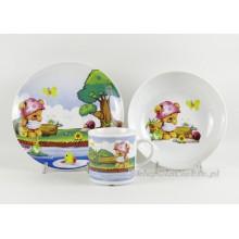 Porcelana dla dzieci - komplety
