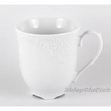 Porcelana Ćmielów Rococo 001 (białe) na sztuki